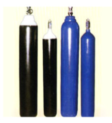 Medical Oxygen gas refill and inspection